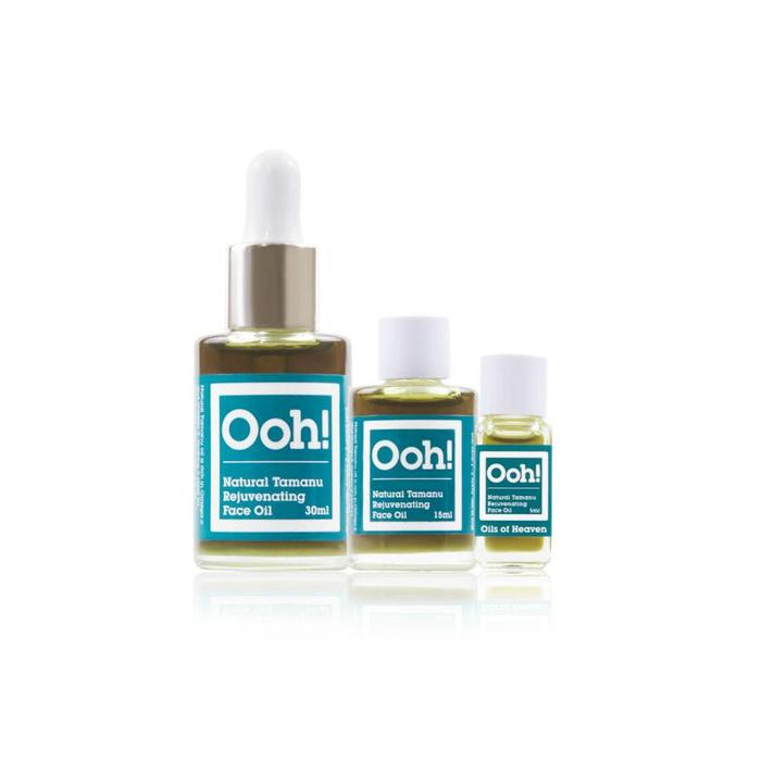 Ooh! - Oils of Heaven Organic Tamanu Oil 30ml