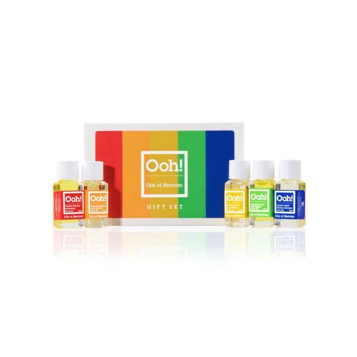 Ooh! - Oils of Heaven Travelset 5x5ml