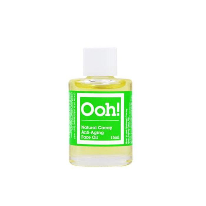 Ooh! - Oils of Heaven Natural Cacay Anti-Aging Face Oil 15ml