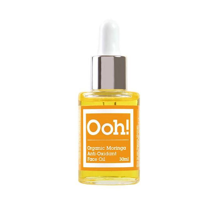 Ooh! - Oils of Heaven Organic Moringa Anti-Oxidant Face Oil 30ml
