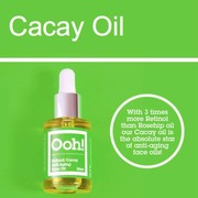 Ooh! - Oils of Heaven Natural Cacay Anti-Aging Face Oil 30ml