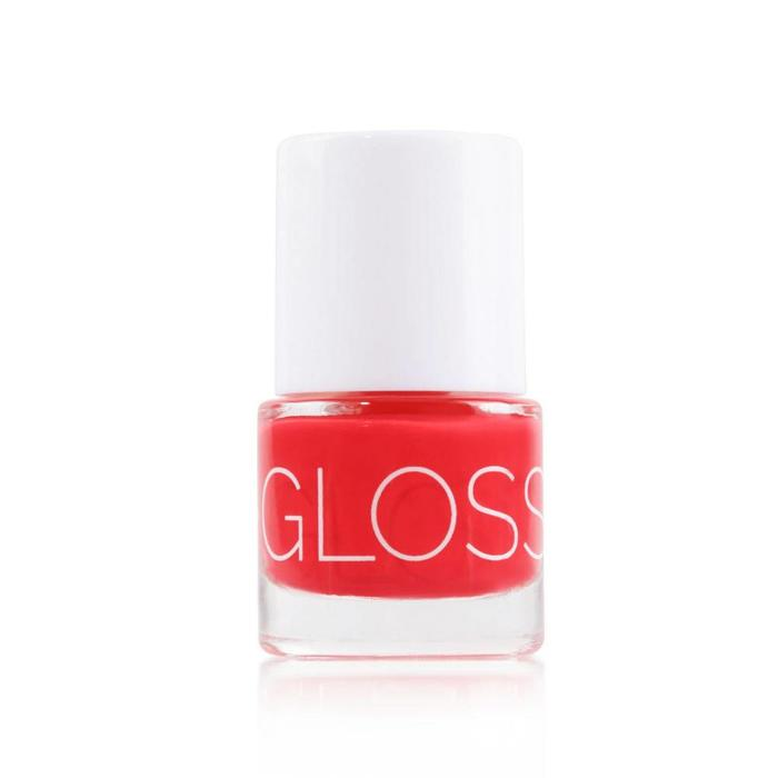 Glossworks Natuurlijke Nagellak Name of Rose 9ml