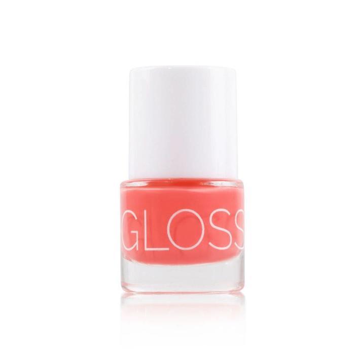 Glossworks Natuurlijke Nagellak Flamingo 9ml