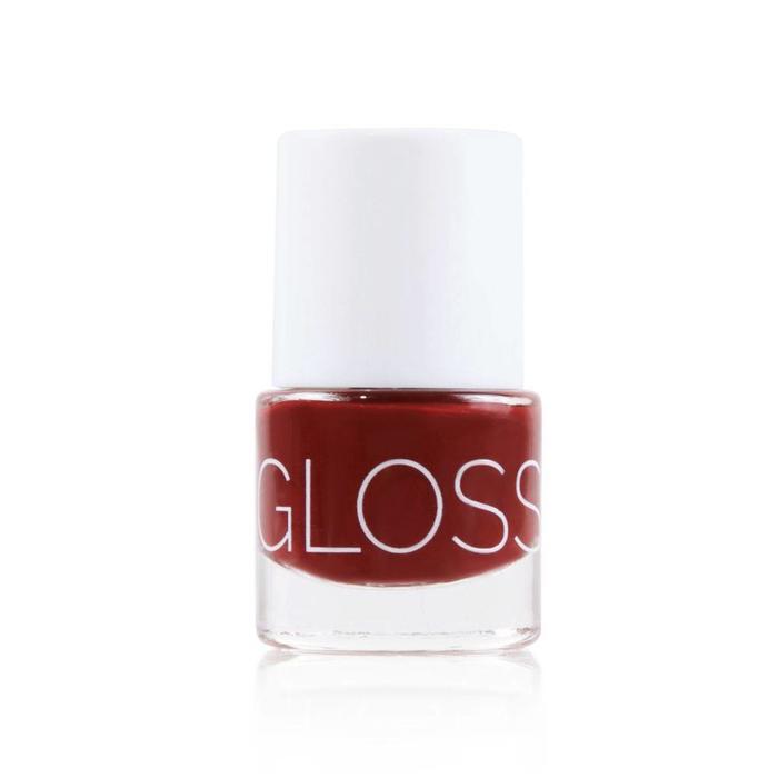 Glossworks Natuurlijke Nagellak Aubergine Dream 9ml