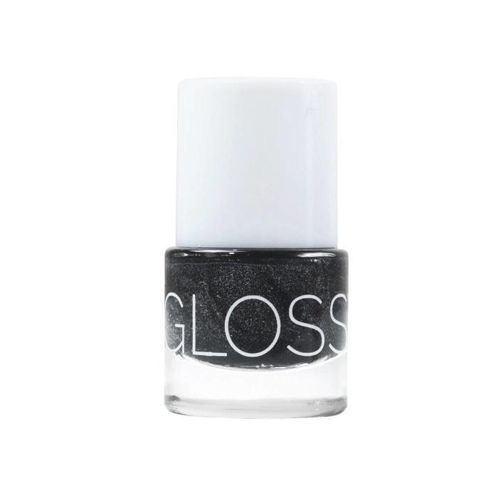 Glossworks Natuurlijke Nagellak Antracite 9ml