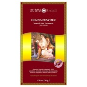 Surya Brasil Henna Powder Neutral 50g - haarmasker