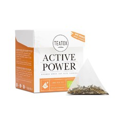 Teatox Active Power Tea Bags Bio 12x2g
