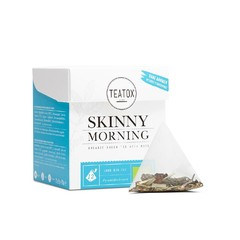 Teatox Skinny Morning Tea Bags Bio 12x2g