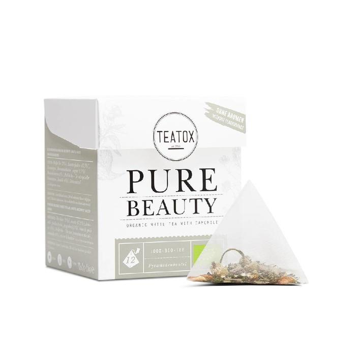 Teatox Pure Beauty Tea Bags Bio 12x2g