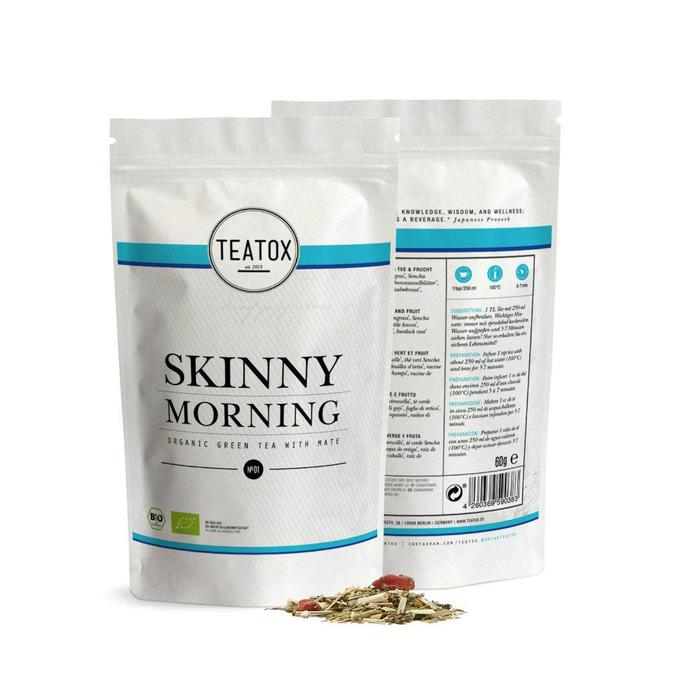 Teatox Skinny Teatox Bio Morning Tea 60g REFILL