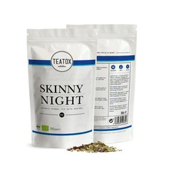 Teatox Skinny  Night Tea BIO 50g REFILL