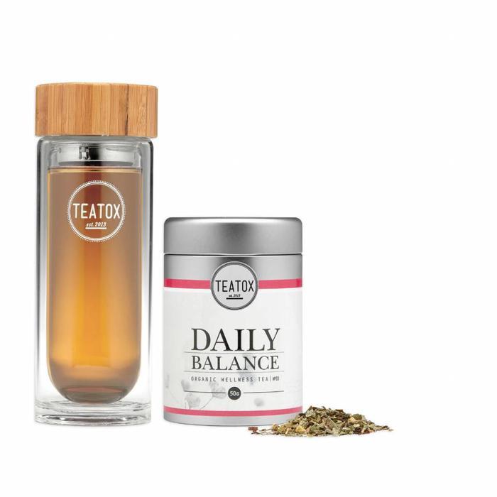 Teatox Daily Balance Bio Tea Lemongrass 50g