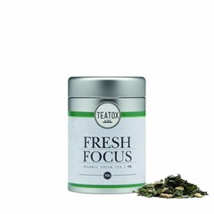 Teatox Fresh Focus Bio Green Tea Gingko 70g