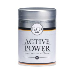 Teatox Active Power Bio Green Tea Guarana 70g