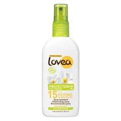 Lovea Bio Sun Spray SPF 15 125ml