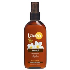Lovea Bio Tanning Spray Dry Oil 125ml