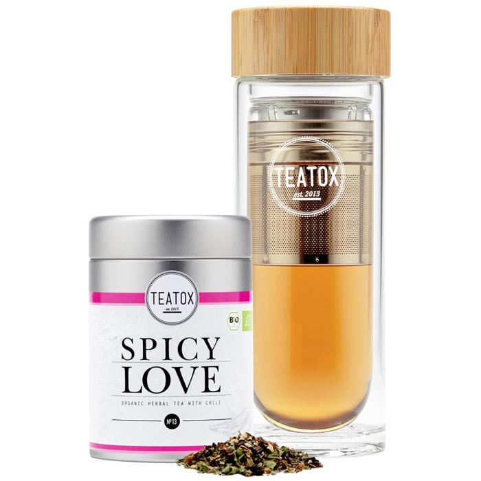 Teatox Spicy Love BIO losse thee 70g