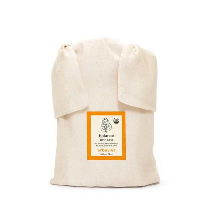 Erbaviva Balance Bath Salts 680g Post Pregnancy