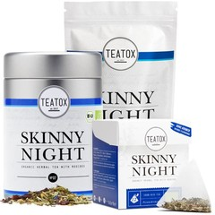 Teatox Skinny Night BIO losse thee 50g