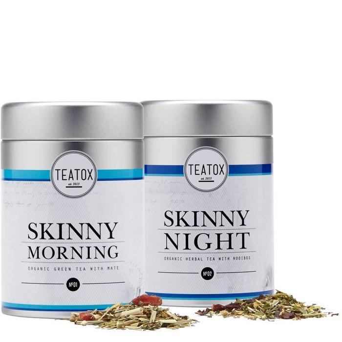 Teatox Skinny Teatox  Bio 14 Day Plan 2x 55g