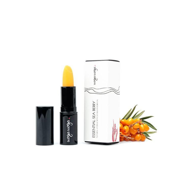 Uoga Uoga Lipstick Essential Sea Berry 611 - 4g