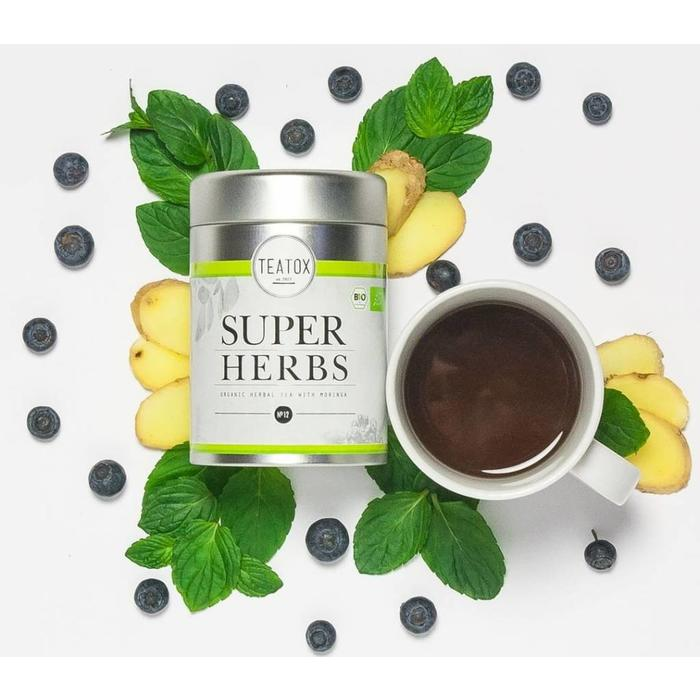 Teatox Super Herbs BIO losse thee 50g
