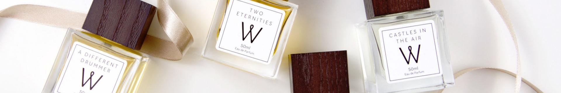 Natuurlijke parfum zonder chemische ingrediënten