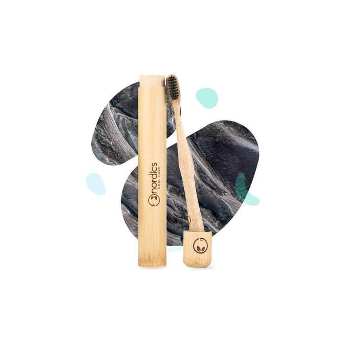 Nordics Bamboo travel case