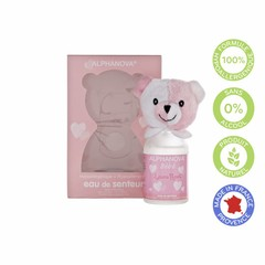 Alphanova BEBE PERFUME for girl - Louna Rose 100ml