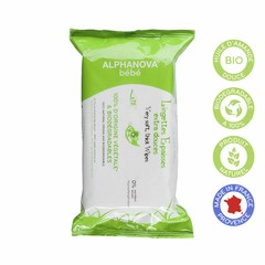 Alphanova BEBE Natural Wipes 72stuks