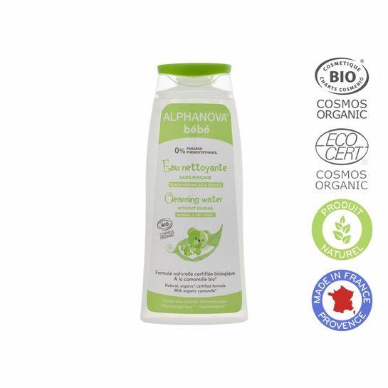 ALPHANOVA Bebe Organic Cleansing Lotion 200ml