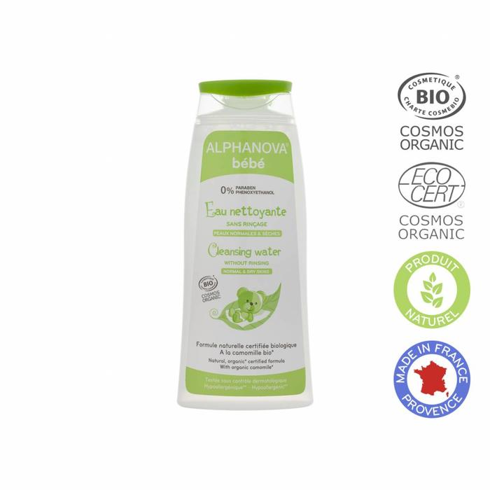 ALPHANOVA Bebe Organic Cleansing Lotion 200ml