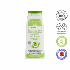 Alphanova BEBE Organic Shampoo 2in1 200ml