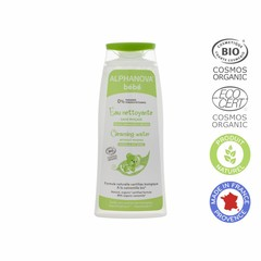 Alphanova BEBE Cleansing water with organic Chamomile FACE BODY 200ml