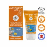 ALPHANOVA SUN BIO SPF 50+ Face Cream Tube Summer-Winter  50g