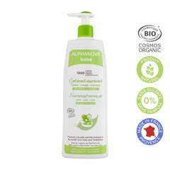 Alphanova BEBE Nourishing Foaming Gel  for Atopic Skin 500ml