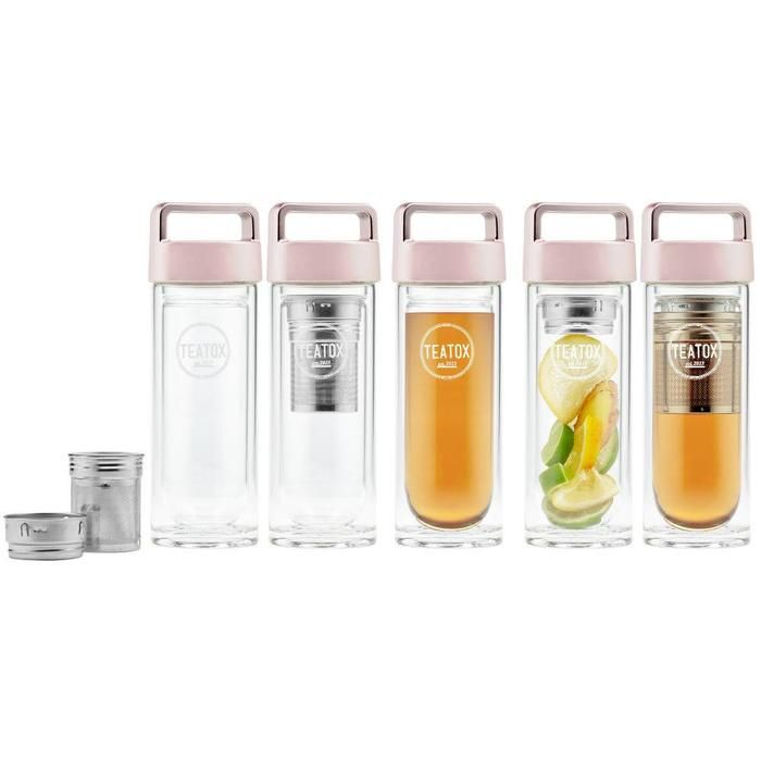 Teatox Thermo-Go Bottle Rosegold