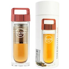Teatox Thermo-Go Bottle Peachgold