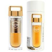 Teatox Thermo-Go Bottle Gold