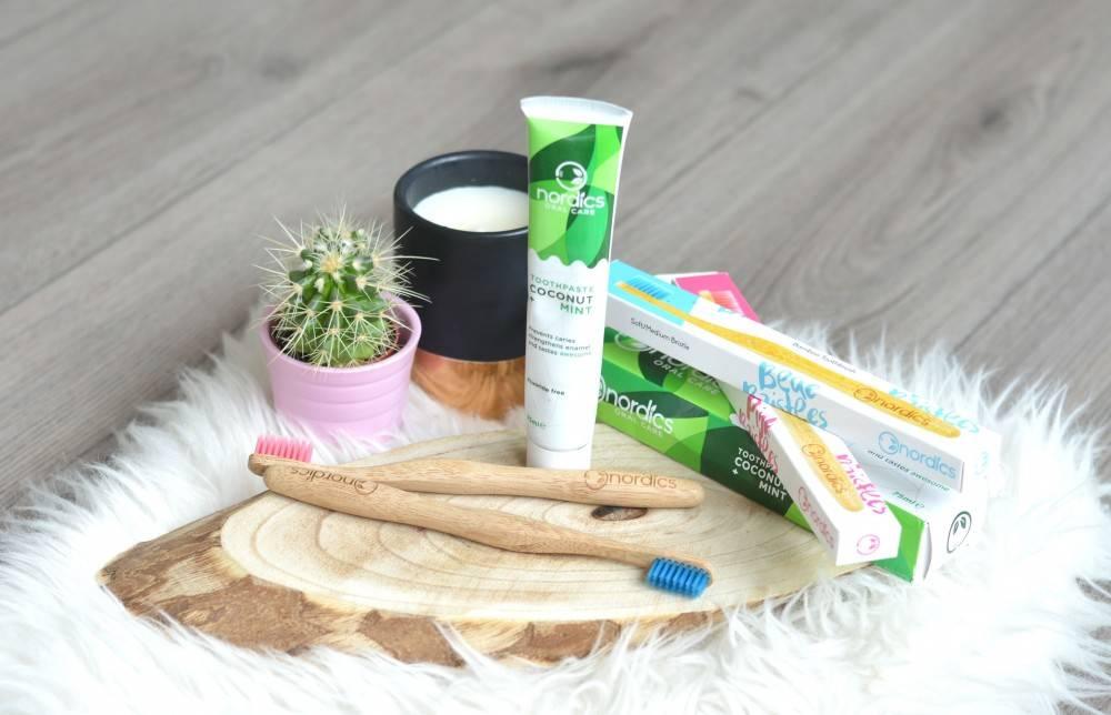 Review Nordics tandenborstels van bamboe