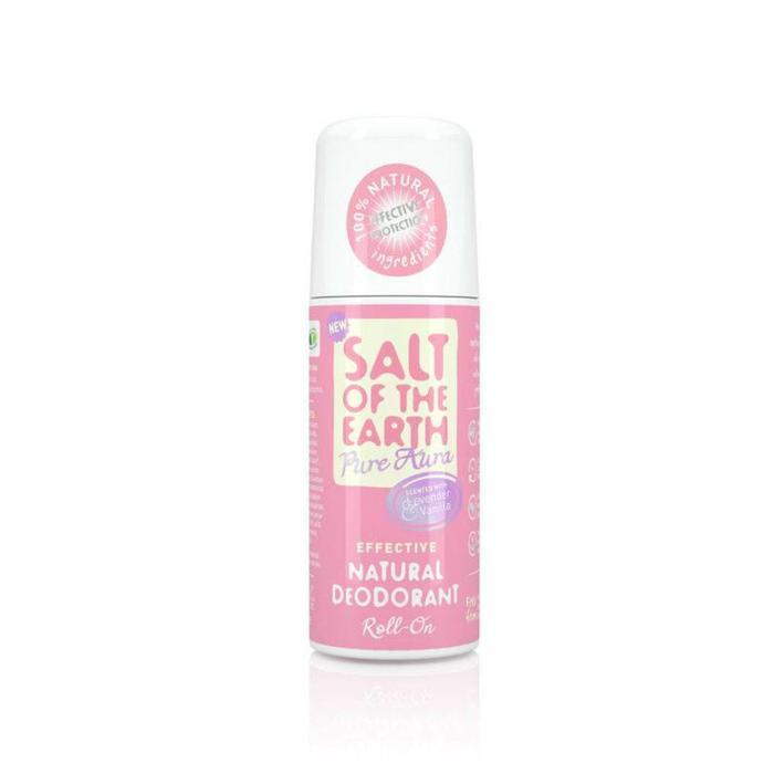 Salt of the Earth Pure Aura Roll-On Lavender en Vanilla 75 ml