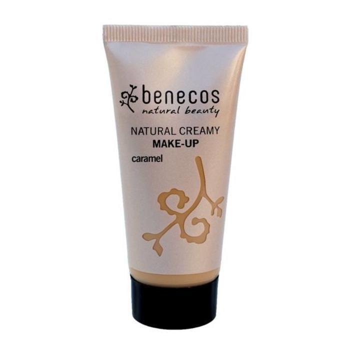 Benecos Liquid Foundation Caramel
