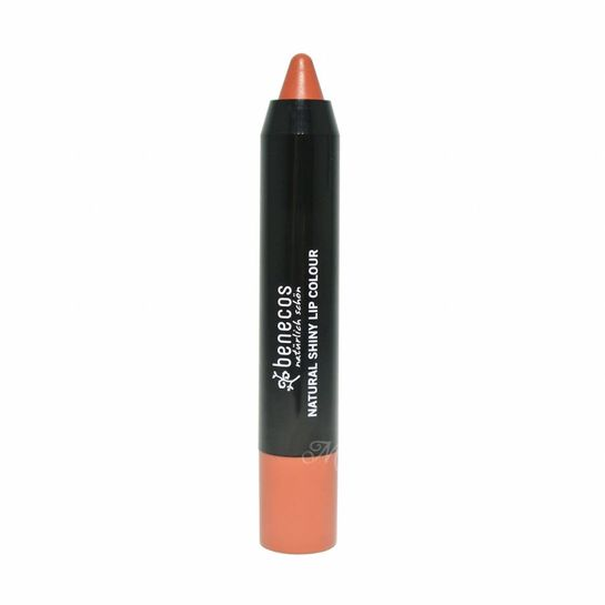 Benecos Natural Shiny Lip Rusty Rose