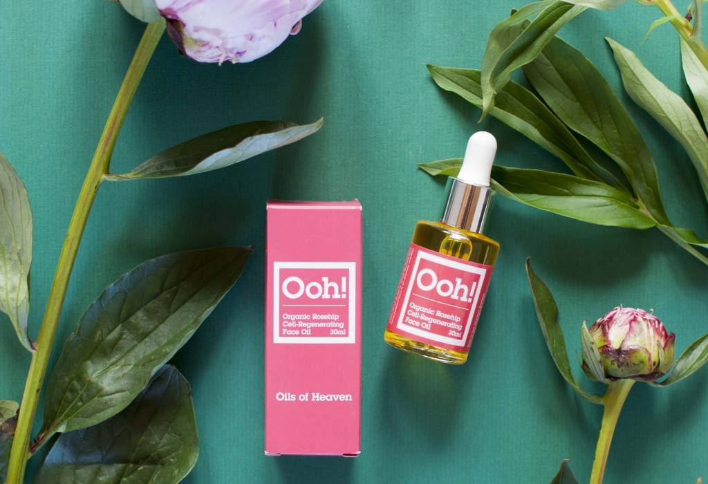 Review Oils of Heaven Rosehip Oil