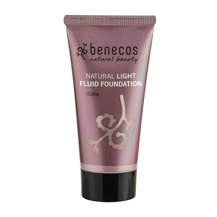 Benecos Light Fluid Natural Foundation Dune