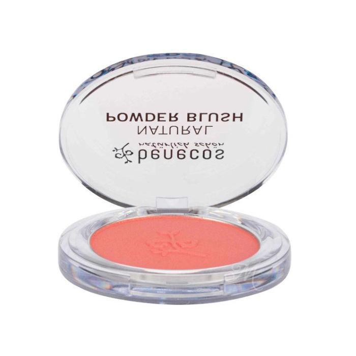 Benecos Compact Blush Sassy Salmon