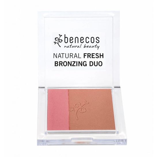 Benecos Natural Fresh Bronzing DUO Ibiza Nights 8g