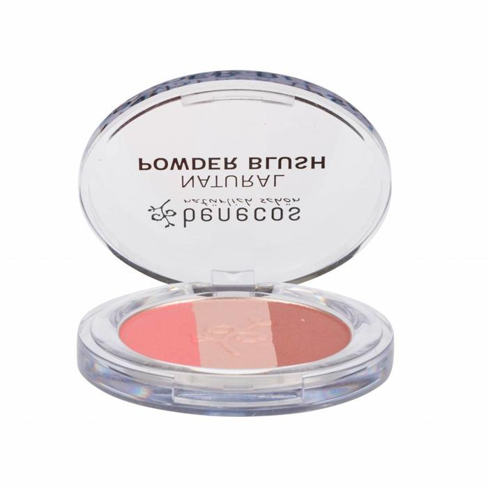 Benecos Compact Blush Trio - Fall in Love