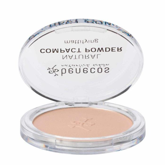 Benecos Compact Powder Sand