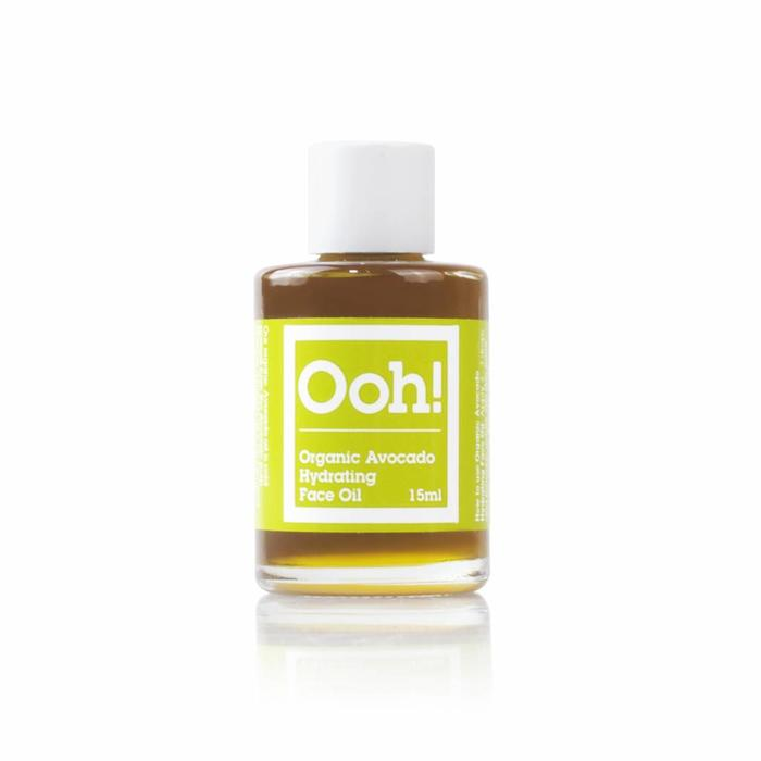 Ooh! - Oils of Heaven  Natural Organic Avocado Hydrating Face Oil 15ml